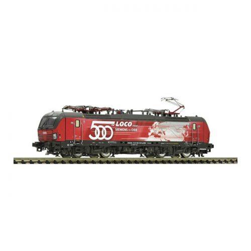 Locs en Treinstellen N-spoor