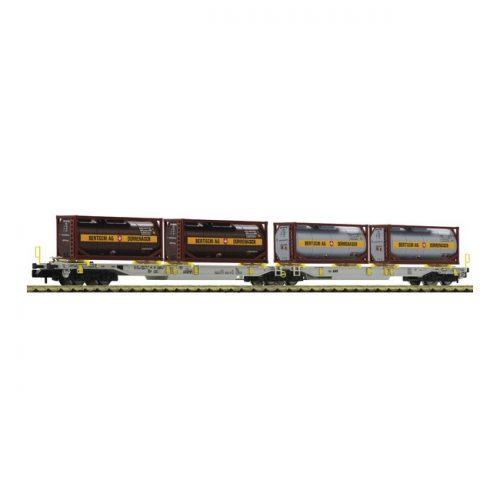 Goederenvervoer N-spoor